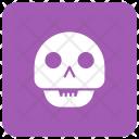 Skull Spooky Clown Icon