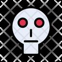 Skull Death Game Icon