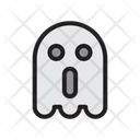 Halloween Ghost Scary Icon
