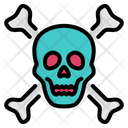 Skull Bone Death Icon