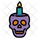 Skull Halloween Death Icon