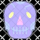 Skull Dead Dangerous Icon