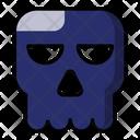Skull Halloween Skeleton Icon