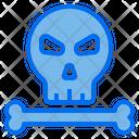Skull Horror Scary Icon