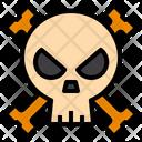 Skull Death Horror Icon