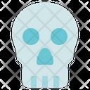 Funeral Skull Death Icon