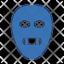 Skull Face Skeleton Icon