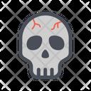 Death Skull Scary Icon
