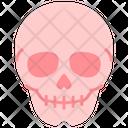 Skull Bones Head Icon
