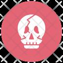 Skull Mummy Zombie Icon