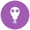 Skull Ghost Spooky Icon