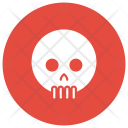 Skull Zombie Spooky Icon