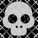 Skull Funny Dead Icon