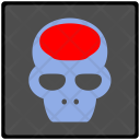 Head Skull Brain Icon