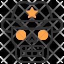 Skull Dead Hat Icon