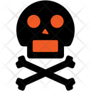 Skull Skeleton Dead Icon