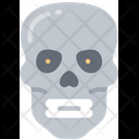 Skull Dead Skelenton Icon