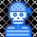 Skull Skillet Sailor Icon