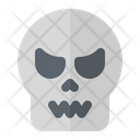 Skull Pirate Bone Icon