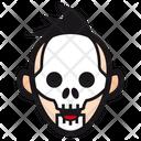 Skull Undead Skeleton Icon