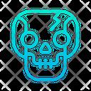 Avatar Horror Head Icon