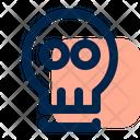 Skull Virus Program Icon
