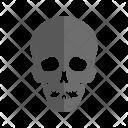 Skull Ghost Skeleton Icon