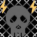 Skull Sign Danger Icon