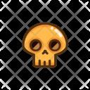 Skull Halloween Icon