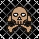 Skull Head Icon