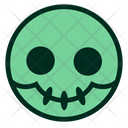 SKULL SMILEY Icon