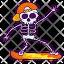 Action Tattoo Bones Icon