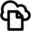 Sky Docs Digital Icon