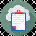 Cloud Storage Computing Icon