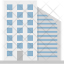 Skyline Building Commercial Building Icon