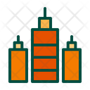 Scraper Skyline Office Icon