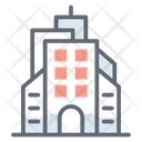 Architecture Skyscraper Building Icon