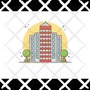 Building Commercial Building Department Icon