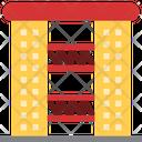 Building Architecture Skyscraper Icon