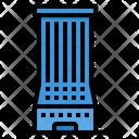 Skyscraper Buildings Architecture Icon
