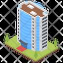 Skyscraper Building Icon