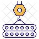 Slab Floor Square Icon