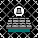 Slate Roof Icon