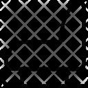 Sleigh Sled Sledge Icon