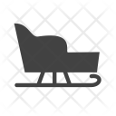Sled Seat Icon