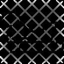 Sled Sleigh Sledge Icon