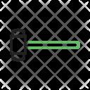 Sledge Hammer Hand Icon