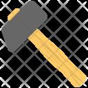 Hammer Sledge Carpenter Icon