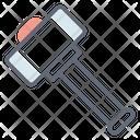 Sledge Hammer Mallet Sledgehammer Icon