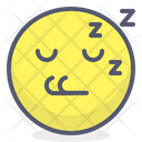 Sleep Sleeping Face Icon